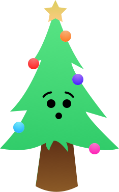 Christmas Forest Stickers messages sticker-11