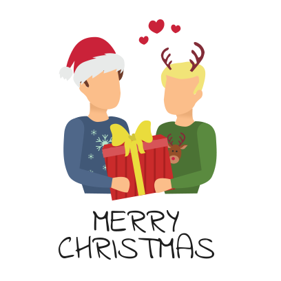 friendships.me Xmas Stickers messages sticker-6