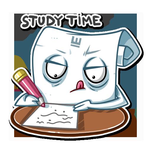 Essay Time messages sticker-7
