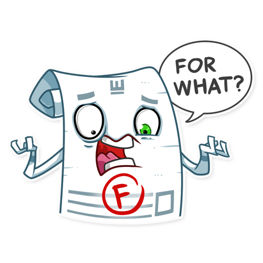 Students Essay Sticker Pack messages sticker-0