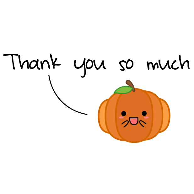 Cute Thanksgiving messages sticker-0