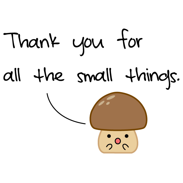 Cute Thanksgiving messages sticker-5