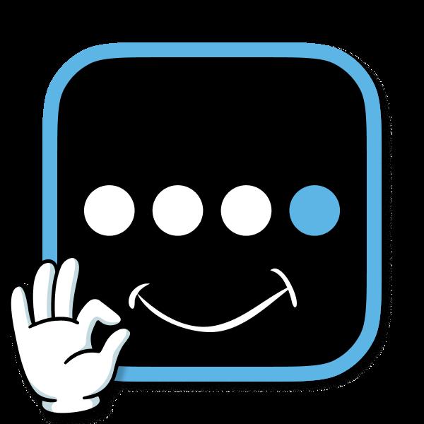 Password Manager - SecureX messages sticker-1
