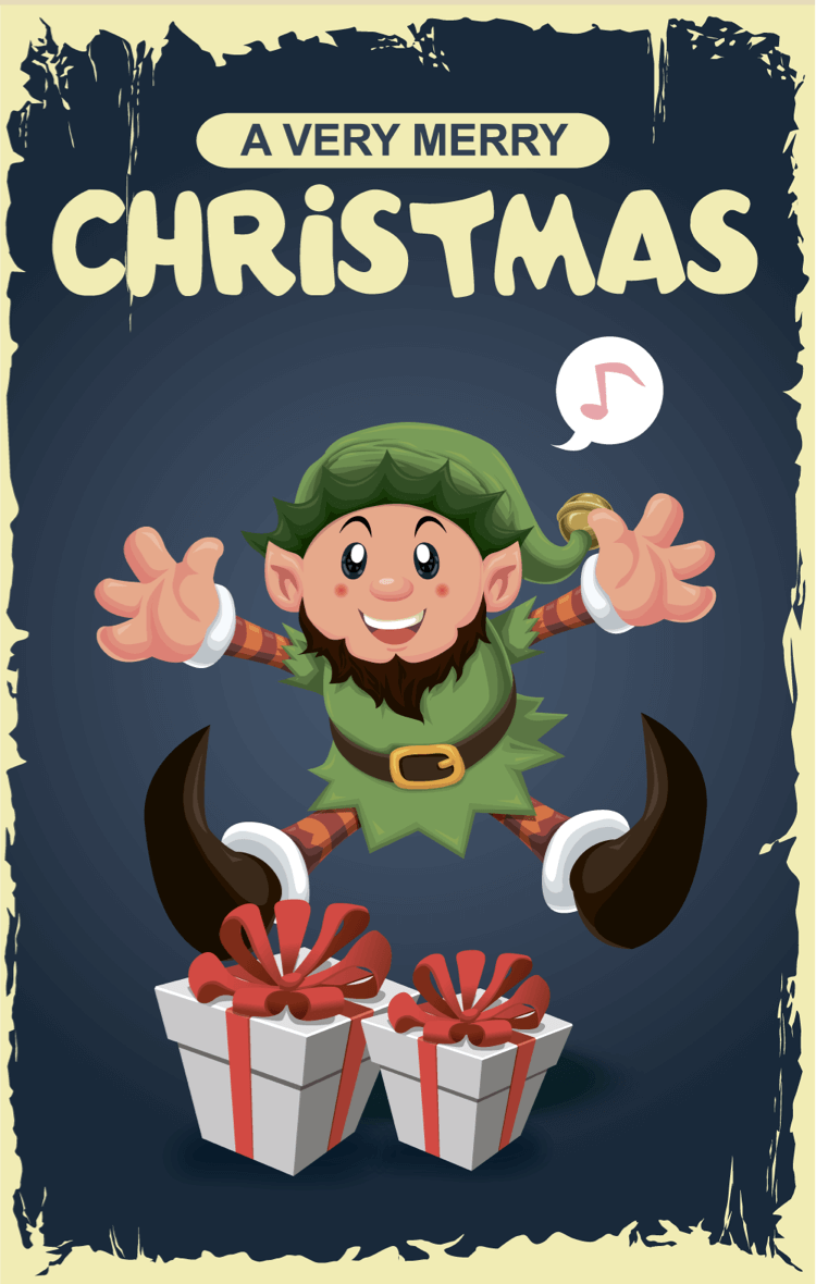 Christmas Cards for imessage! messages sticker-3