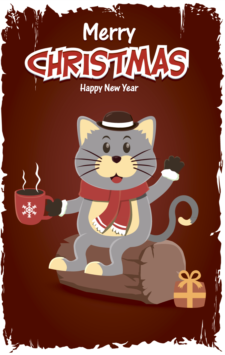 Christmas Cards for imessage! messages sticker-11
