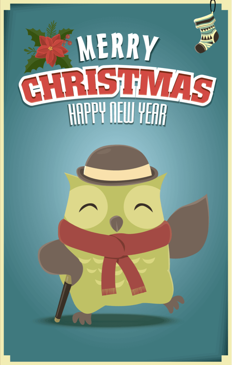 Christmas Cards for imessage! messages sticker-7