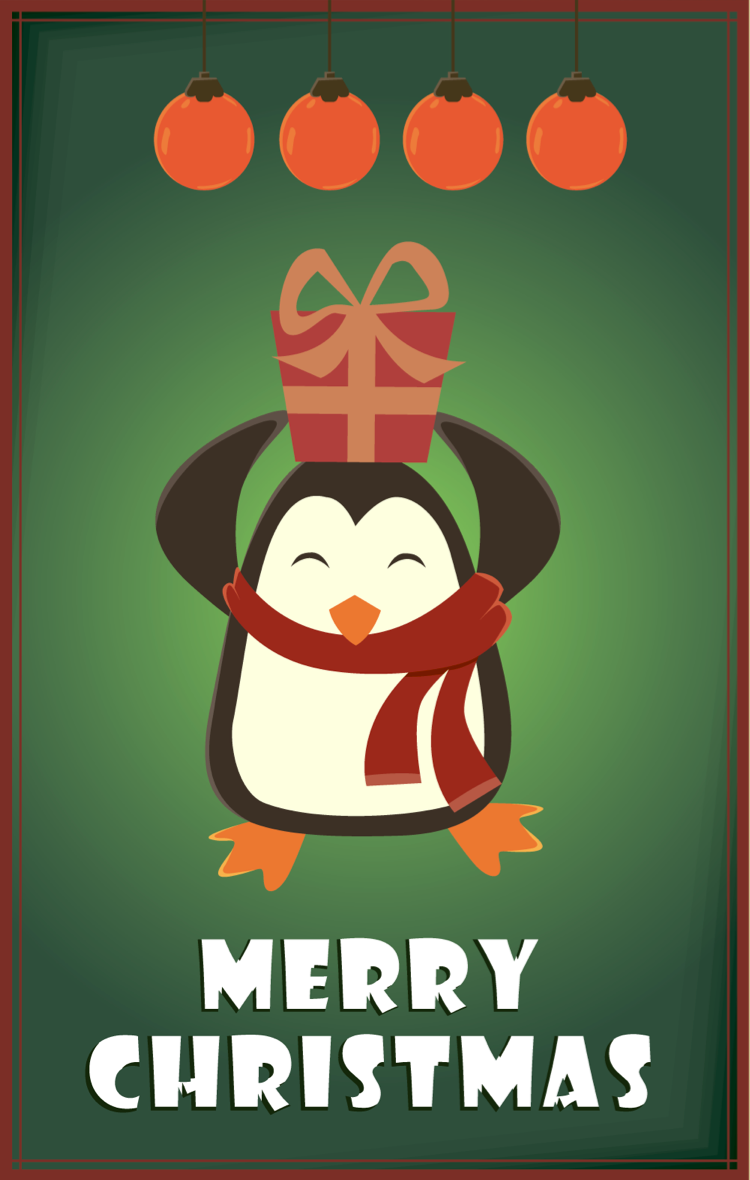 Christmas Cards for imessage! messages sticker-6