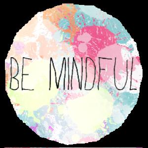 Mindfulness Calendar 2019 messages sticker-0
