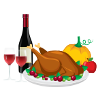 ThanksGiving Day Stickers! messages sticker-8