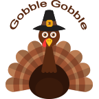 ThanksGiving Day Stickers! messages sticker-11