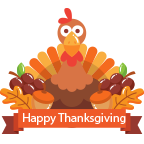 ThanksGiving Day Stickers! messages sticker-10