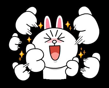 Bunny Crazy Sticker messages sticker-3