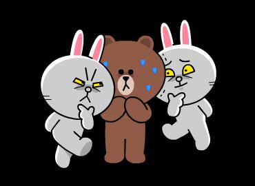 Bunny Crazy Sticker messages sticker-7