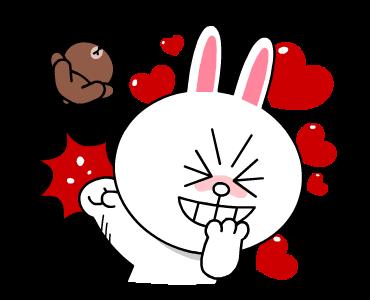 Bunny Crazy Sticker messages sticker-4