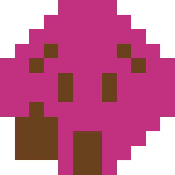 Pixelated Emoji messages sticker-1