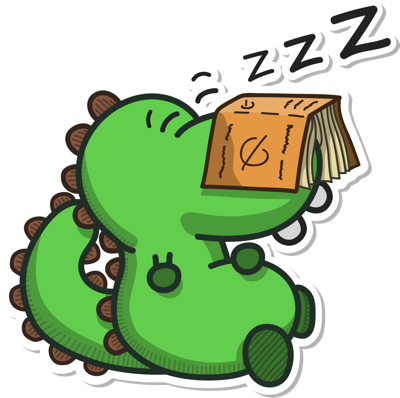 Life of Dino messages sticker-9