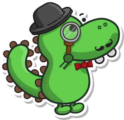 Life of Dino messages sticker-4