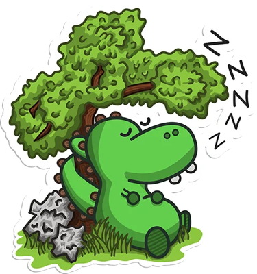 Life of Dino messages sticker-11
