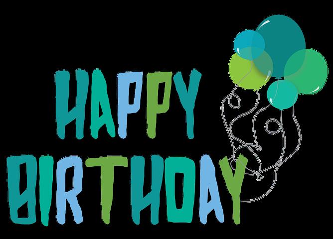 Happy Birthday Stickers -Sid Y messages sticker-9