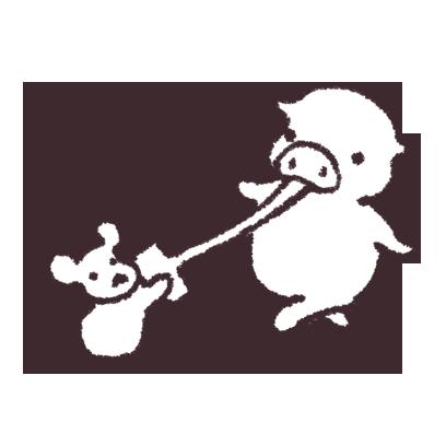 ゆるいブタの日常〈冬〉 messages sticker-10