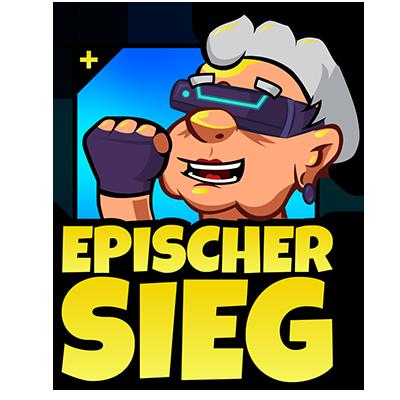 Senioren Zocken Emojis App messages sticker-4