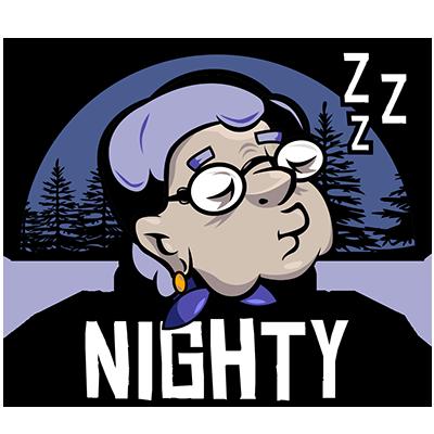Senioren Zocken Emojis App messages sticker-11