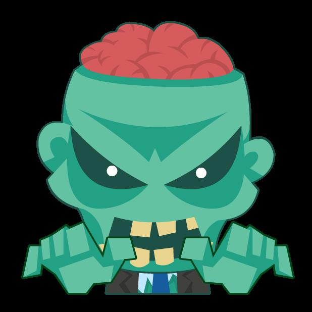 Zombie Survival Blast Match 3 messages sticker-10