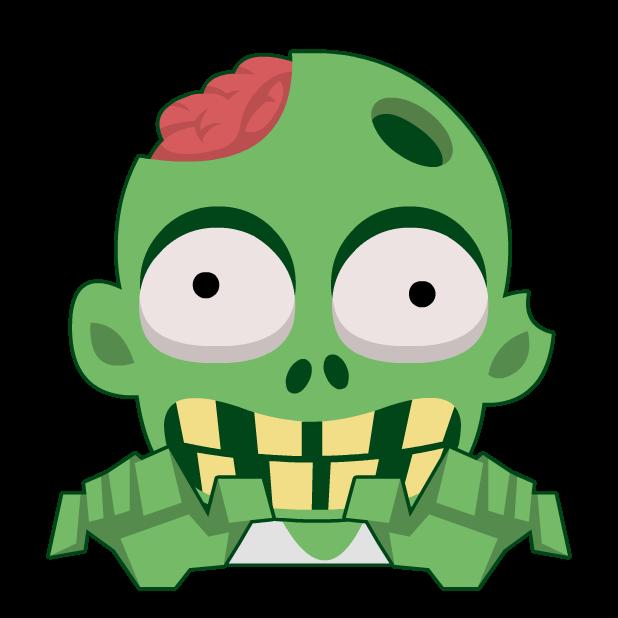 Zombie Survival Blast Match 3 messages sticker-0