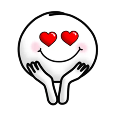 Animated Love Love Stickers messages sticker-7