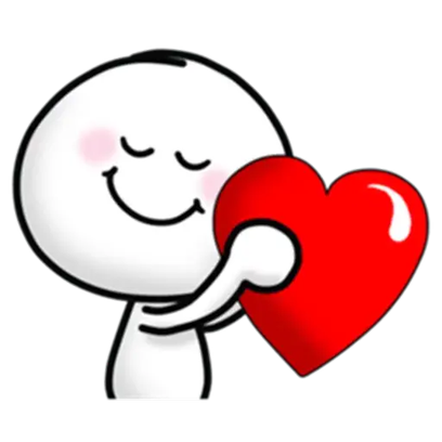 Animated Love Love Stickers messages sticker-2