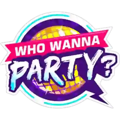 Party Text Stickers messages sticker-0