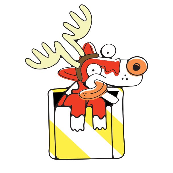 Jason Keam Holiday Stickers messages sticker-0