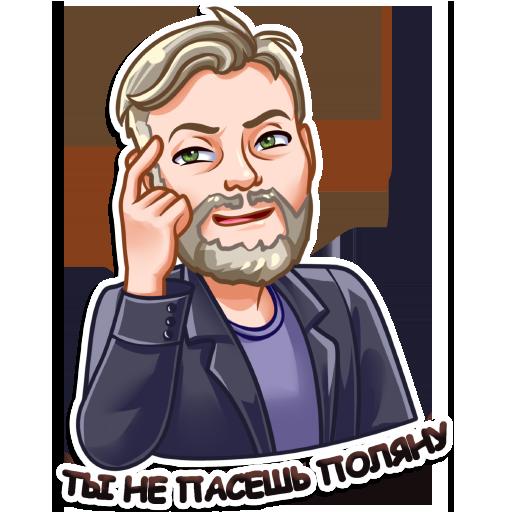 Степанов Кирилл messages sticker-8