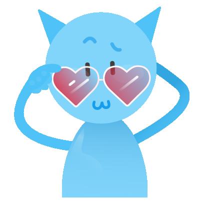 Love Sparkly Stickers messages sticker-2