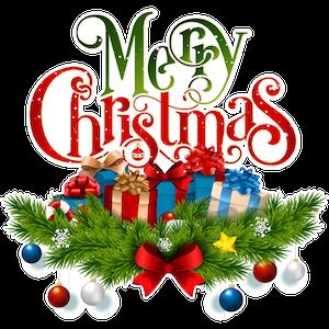 ChristmasAndNewYearStickers messages sticker-3
