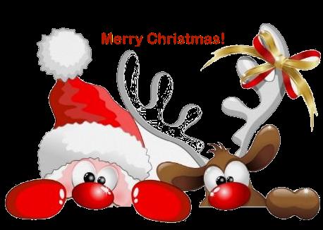 ChristmasAndNewYearStickers messages sticker-5