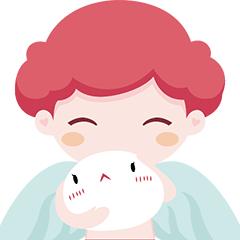 天使宝宝简单-贴纸 messages sticker-4