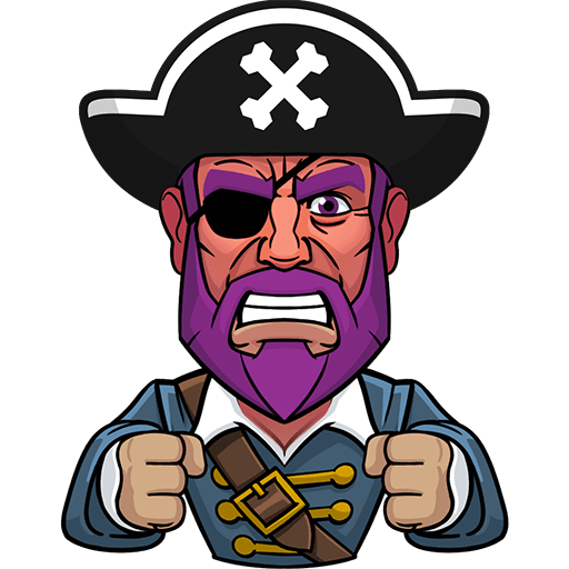 Messy The Pirate messages sticker-10