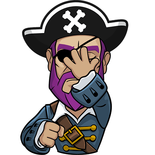 Messy The Pirate messages sticker-5