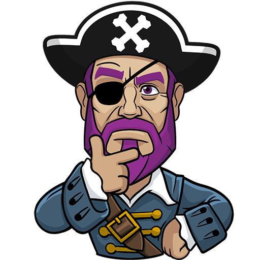 Messy The Pirate messages sticker-6