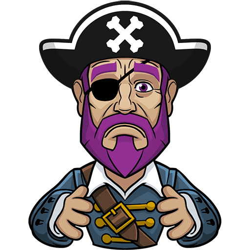 Messy The Pirate messages sticker-7
