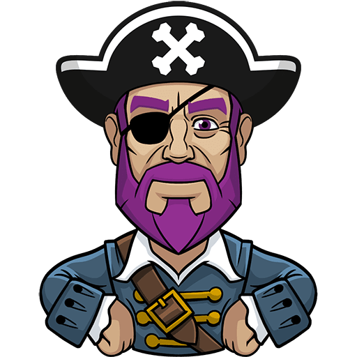 Messy The Pirate messages sticker-0