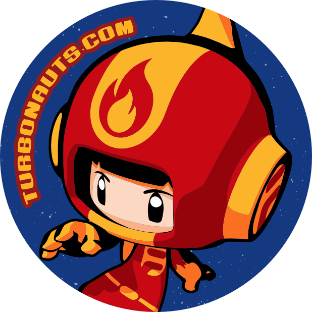 Turbonauts™ Stickers messages sticker-6