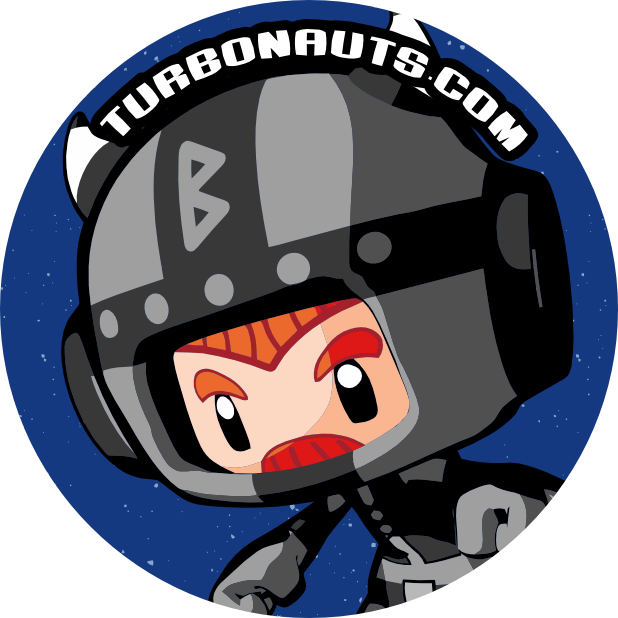 Turbonauts™ Stickers messages sticker-9