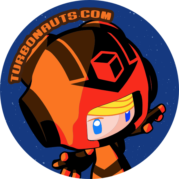 Turbonauts™ Stickers messages sticker-8