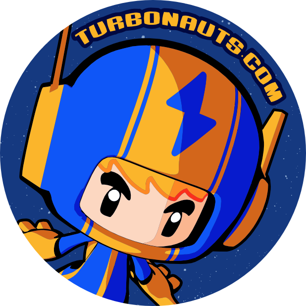 Turbonauts™ Stickers messages sticker-5