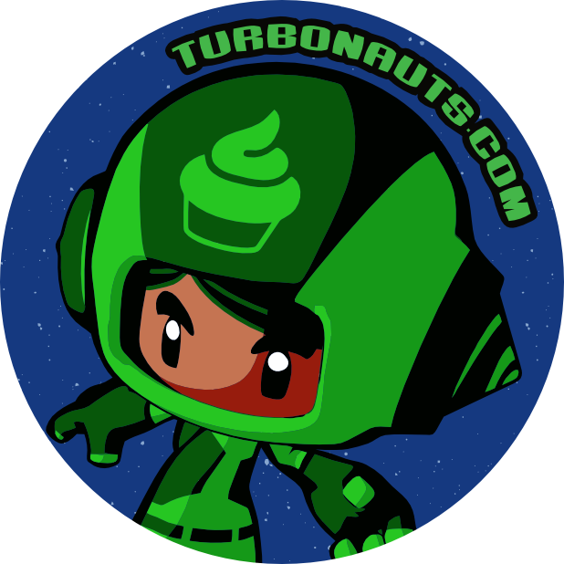 Turbonauts™ Stickers messages sticker-7