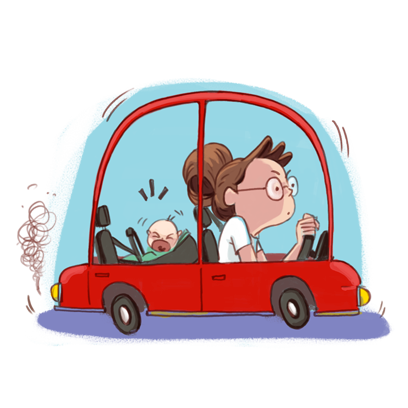 Busy Mom messages sticker-2
