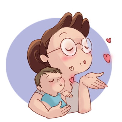 Busy Mom messages sticker-10