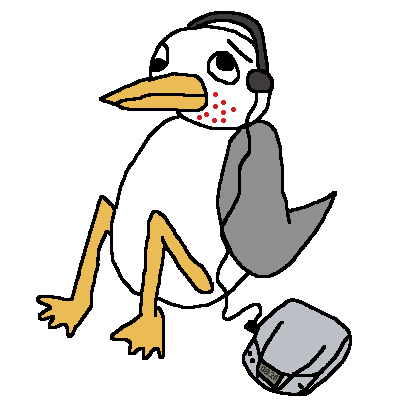 Angry Duck Stickers vol. 1 messages sticker-3